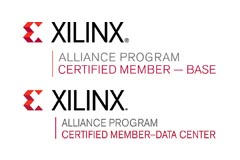 Logo for Xilinx Certified Membership